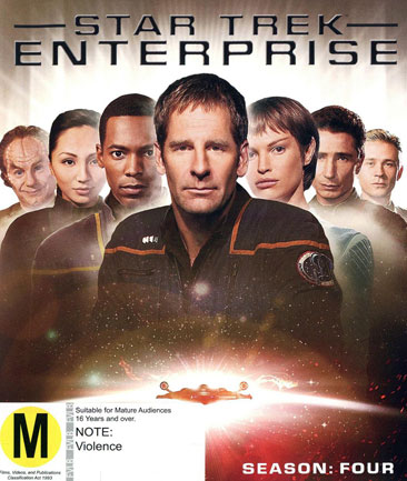 Blu-ray review: Star Trek - Enterprise - Season Four