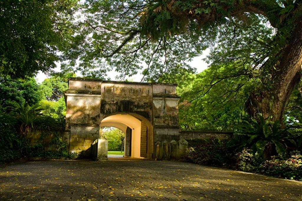 Fort Canning is an impressive green experience right in the heart of the city that is layered in history from even before the British arrived.