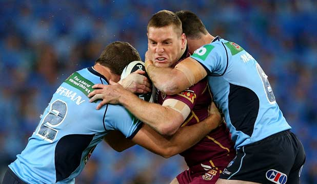 STRANGLEHOLD: State of Origin generates plenty of money and crowds. But does the NRL's regular season suffer as a result?