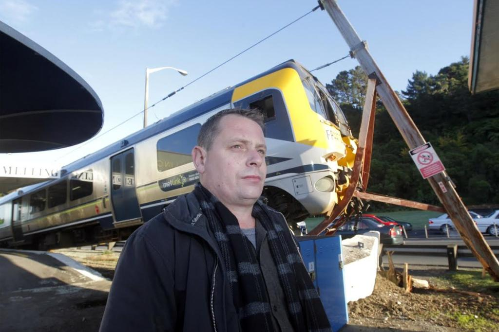 Melling train crash