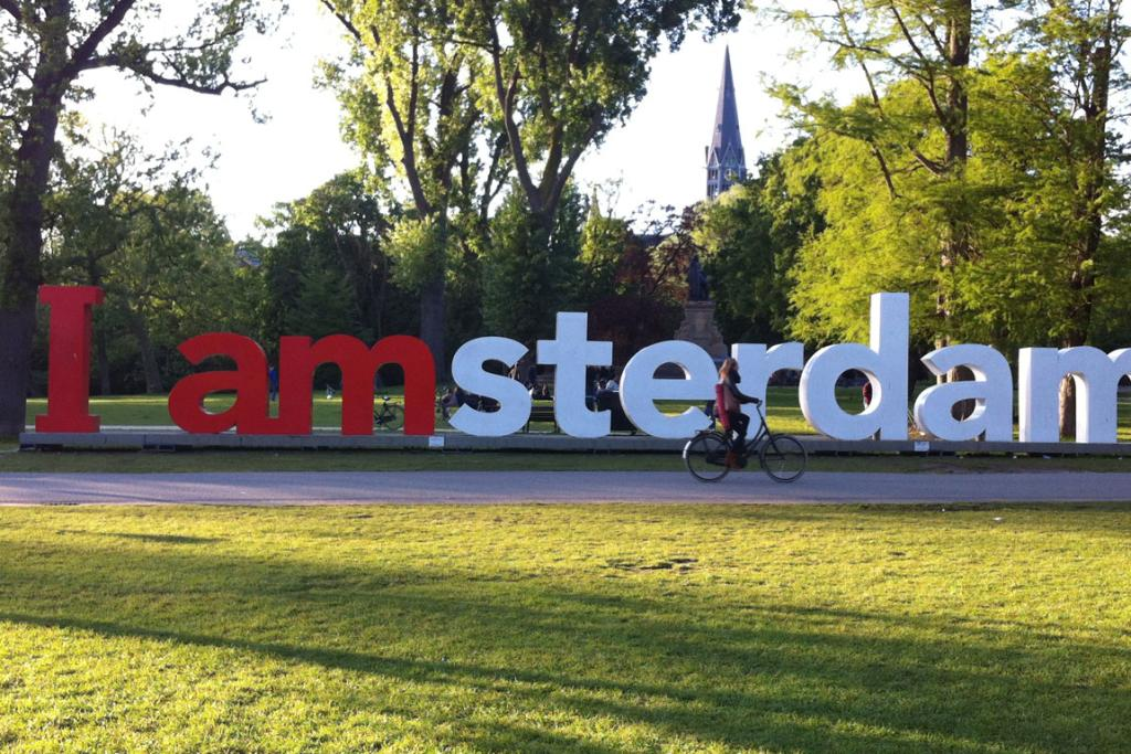 Not only is it quintessentially Dutch, the best way to see the city is from the back of a bike.