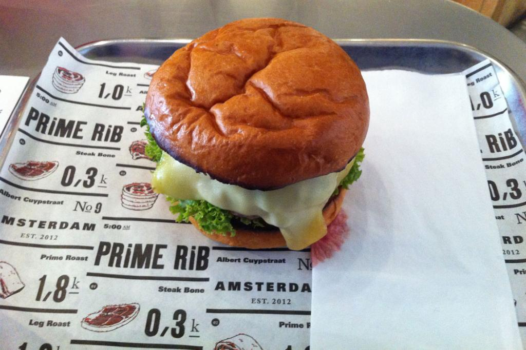 If you're looking for a tasty, no-fuss meal, The Butcher does burgers bursting with flavour, using fresh ingredients.