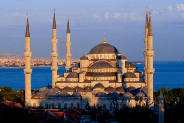 Sultan Ahmed Mosque
