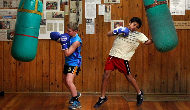 South Island Golden Gloves Championships