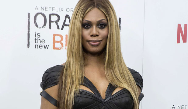 EQUAL RIGHTS CAMPAIGNER: Orange is the new black actress Laverne Cox has used her fame to push for equal rights regardless of gender identity.