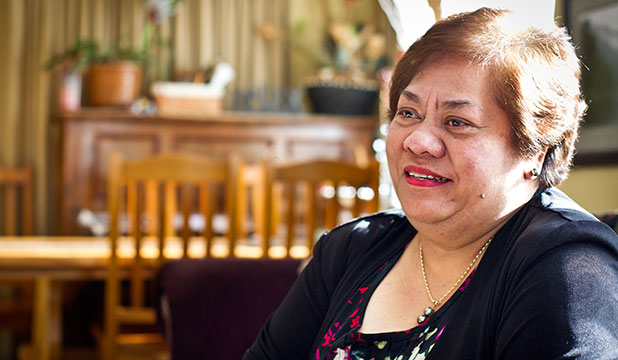 Dr Lesieli Tongati'o was made an honorary member of the New Zealand Order of Merit for her services to education and the Pacific community.