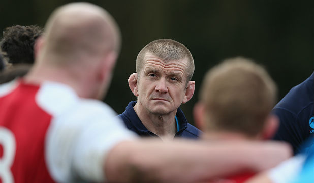 BEEN THERE, DONE THAT: England assistant coach Graham Rowntree is one of a few visiting players to have won a test series in NZ.