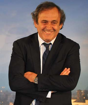 "MICHEL PLATINI: ""I find it astonishing that conversations with a fellow member of the FIFA Executive Committee could suddenly be transformed into a matter of state."""