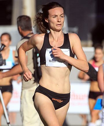 BACK IN BLACK: Middle-distance specialist Nikki Hamblin has recovered from injury and is among the last group of names added to Athletics NZ's 20-strong squad for next month's Commonwealth Games.