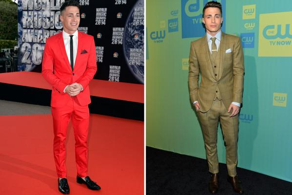 Best & worst dressed men of the month
