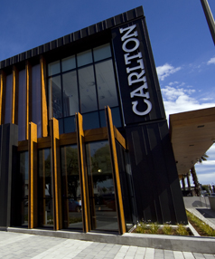 Carlton Bar and Eatery.