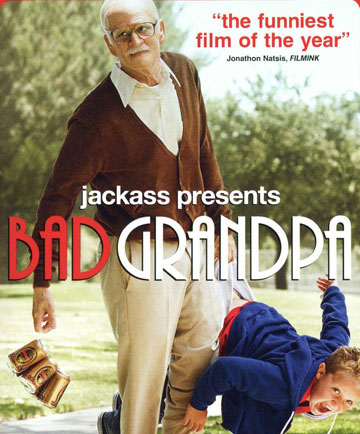 DVD review: Bad Grandpa