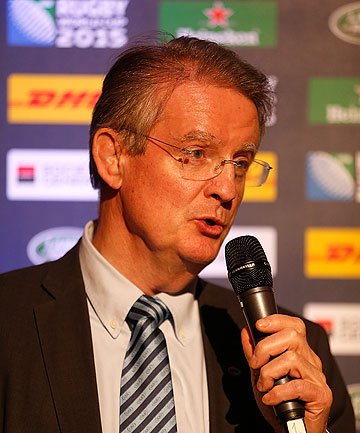 FRONT FOOT: The IRB has joined an IOC programme aimed at tackling corruption in sport, withIRB chairman Bernard Lapasset saying ''match-fixing and corruption are some of the biggest threats to all sports.
