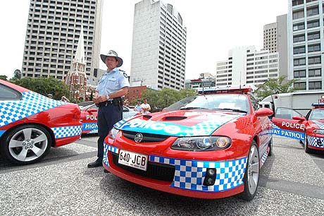 Queensland cops aren't forgiving - and they aren't slow, either.