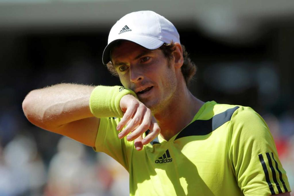 Andy Murray was no match for Rafa Nadal in the French Open semifinals.