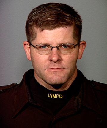 KILLED:  Las Vegas Metro Police officer Alyn Beck.