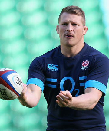 WAITING GAME: NZ-born English hooker Dylan Hartley may have to wait for his chance to take on the All Blacks.