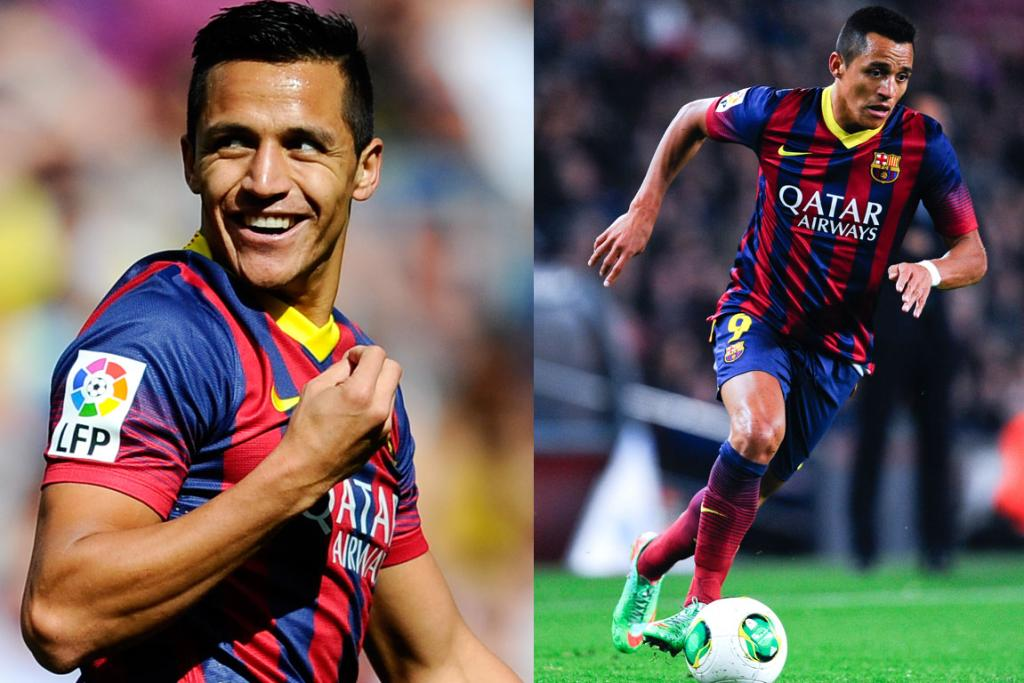 ALEXIS SANCHEZ, CHILE: Signed for Barcelona for a cool $NZ41 million back in 2011, this 25-year-old is most certainly hot property. Dollar value aside, there's just something about his cheeky grin we can't get enough of.