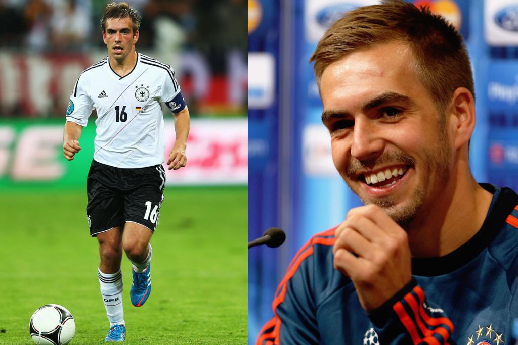 PHILIP LAHM, GERMANY: Last but most certainly not least, this dashing German lad and his killer smile may just be the perfect way to wrap up our list.