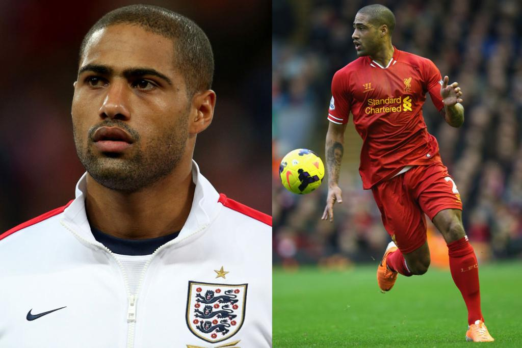 GLEN JOHNSON, UNITED KINGDOM: Much like fellow English hottie David Beckham, this beautiful man has opened his own football academy - he helps train eager young athletes when he's not carving up on the field. Unfortunately it appears Kiwi females don't quite fit the enrollment criteria... such a shame.