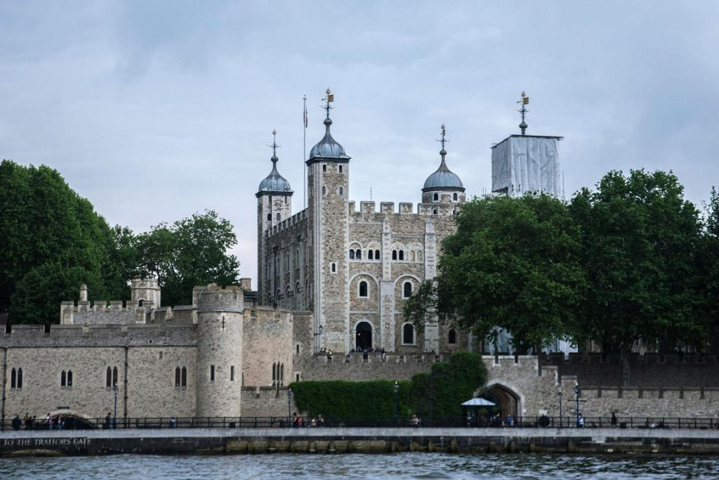 Use the London Pass to jump the line to beat the summer crowds at the Tower of London (built 1078).
