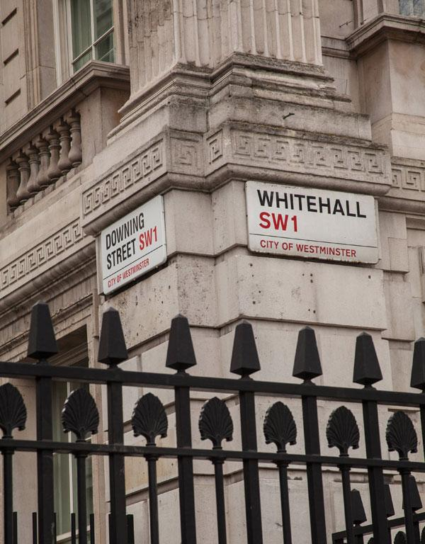 The London Pass includes entry to the Churchill War Rooms, near the intersection of Downing and Whitehall streets.