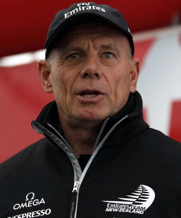 """HAPPIER: Team New Zealand boss Grant Dalton is pleased potential America's Cup challengers have gained """"some democracy""""."""