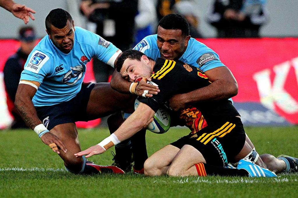 Chiefs vs Waratahs