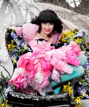 NEW ALBUM: Kiwi hit Kimbra.