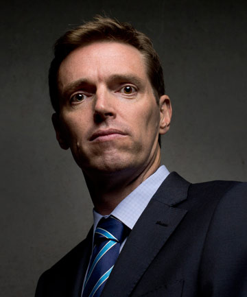 TAKING ACTION: Conservative Party leader Colin Craig.