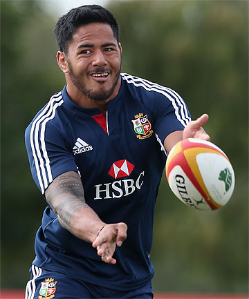 NEW ROLE: Blockbusting England centre Manu Tuilagi has been moved to the wing for the second test against the All Blacks tomorrow night.