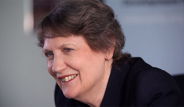 WHISPERING CAMPAIGN: Former prime minister Helen Clark launched the bid for a security council seat but she may now be an obstacle to success.