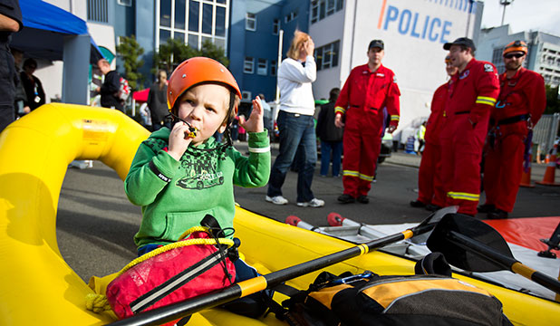 Police open day