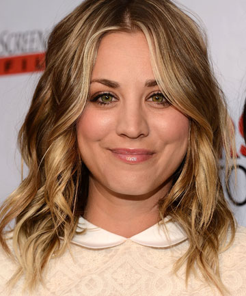 BANG FOR HER BUCK: Kaley Cuoco has seriously upgraded her pad, buying Khloe Kardashian's former love nest.