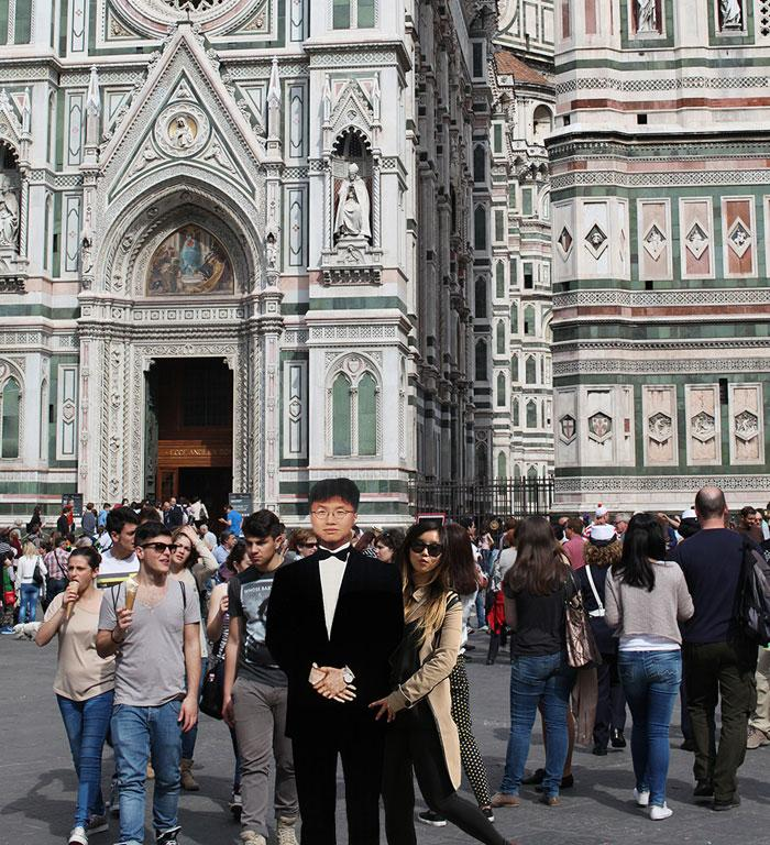 Duomo, Florence, Italy.