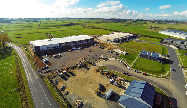 BIG INVESTMENT: The interior fit-out of  Manuka Health's Te Awamutu plant should be completed by September.