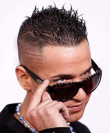 "BRAWL IN A TANNING STUDIO: Mike ""The Situation"" Sorrentino"