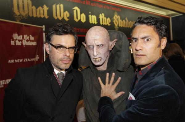 What We Do in the Shadows premiere