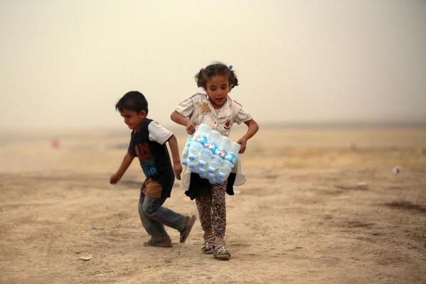 The Iraq crisis in 25 photos