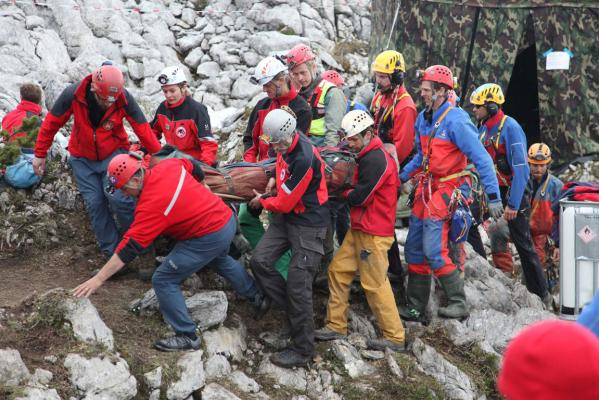 'Impossible' cave rescue