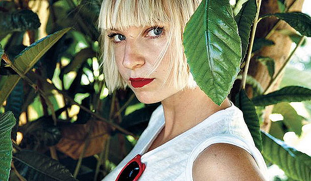 RELUCTANT POP STAR: Sia