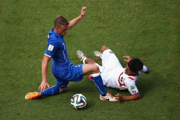 Ignazio Abate and Christian Bolanos