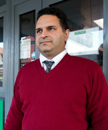 Director and co-owner of the Curry House, Virat Vij