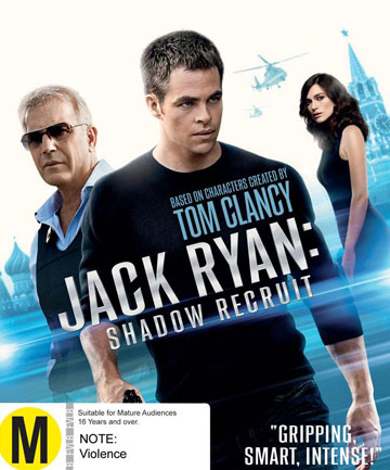 Blu-ray review: Jack Ryan - Shadow Recruit