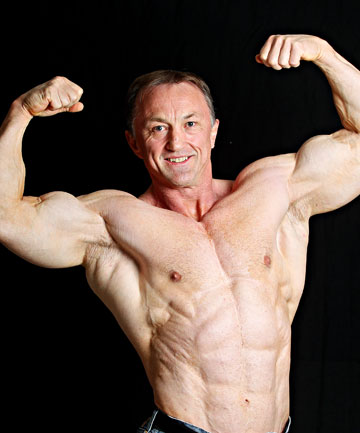 Bodybuilder Phil Kuklinski