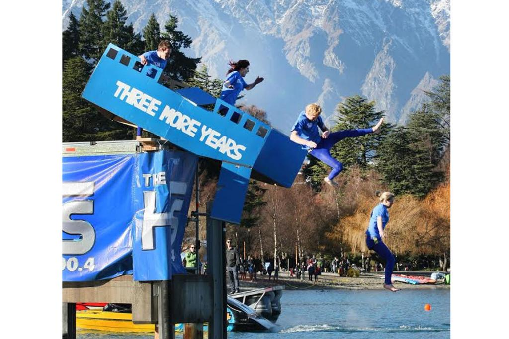 2014 Queenstown Winter Festival