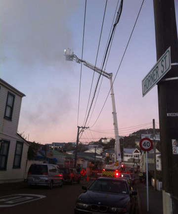 Newtown Fire