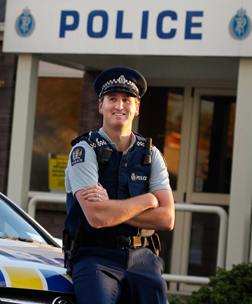 timaru pleasant point police kris howes