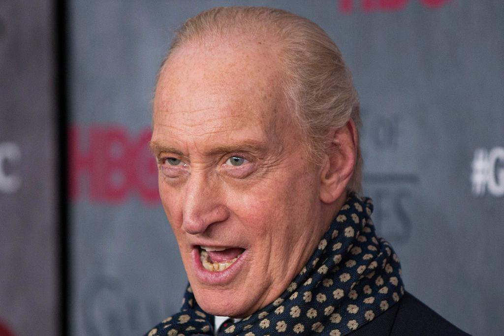 Charles Dance, the man who plays villainous Tywin Lannister has an upcoming film also starring Benedict Cumberbatch: WWII-set The Imitation Game, which comes out in the US on 21 November.