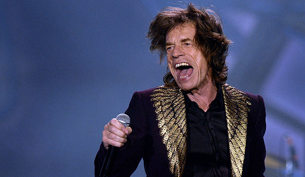 NO SATISFACTION: Brazil is mocking Mick Jagger for his unfortunate football picks.